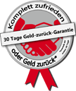 30 Tage Geld-zurück-Garantie für CONTELIO® - HotSpot