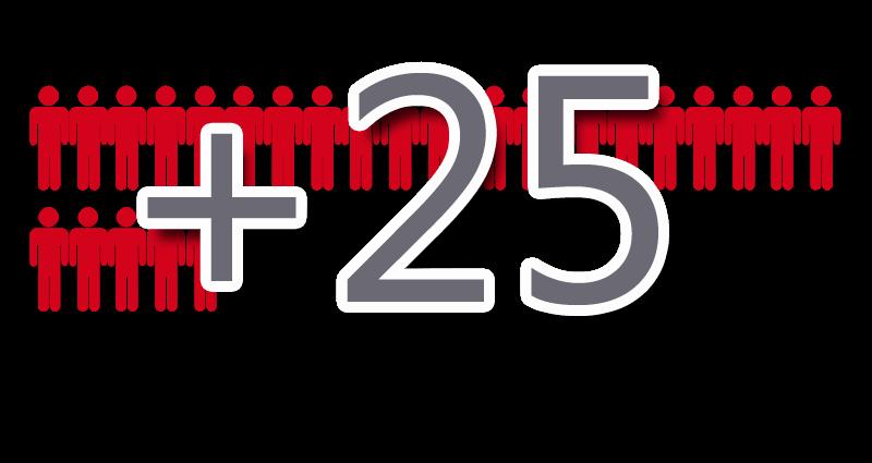 CONTELIO HotSpot Upgrade um 25 Nutzer