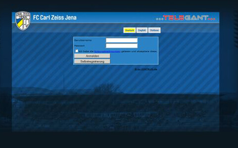 CONTELIO Portal FC Carl Zeiss Jena