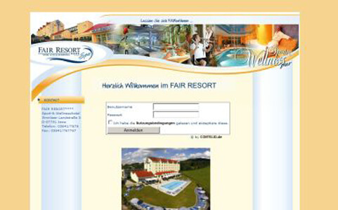 CONTELIO Portal Fair Resort Jena