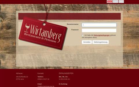 CONTELIO Portal Wirtamberg Jena